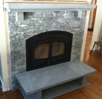fireplaces refacing wakefield melrose malden medford winchester rh bostonandwakefield com Fireplace Hearth Ideas Bluestone Fireplace Surround