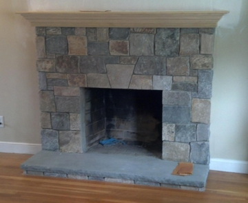 Fireplaces Refacing Wakefield Melrose Malden Medford